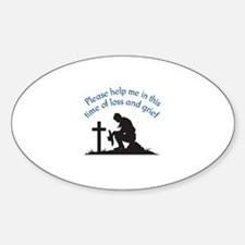 LOSS AND GRIEF Decal