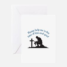 LOSS AND GRIEF Greeting Cards