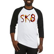 Skateboarding Skater Baseball Jersey