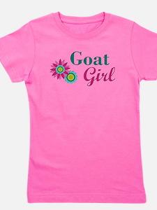 Funny Goats Girl's Tee