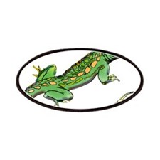 Spotted Green Lizard Patches