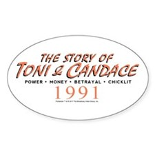 Portlandia Story Of Toni And Candace Decal