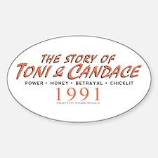 Portlandia Story Of Toni And Candace Decal