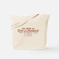 Portlandia Story Of Toni And Candace Tote Bag