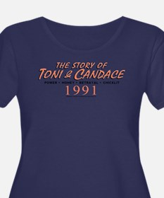 Portlandia Story Of Toni And Candace Plus Size T-S