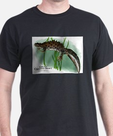 Great Crested Newt T-Shirt