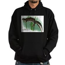 Great Crested Newt Hoody