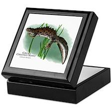 Great Crested Newt Keepsake Box