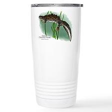 Great Crested Newt Travel Mug