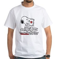 Unique Peanuts valentine Shirt