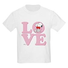 Unique Snoopy T-Shirt