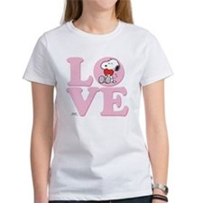 Unique Snoopy Tee