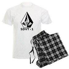 A SDVT-1 (BW) Pajamas