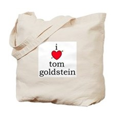 Tom Goldstein Tote Bag