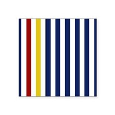 Nautical Classic Stripes Sticker