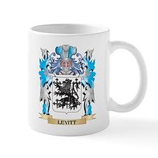 Levitt Coat of Arms - Family Crest Mugs