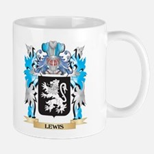 Lewis Coat of Arms - Family Crest Mugs