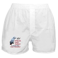 My Grey Smarter Boxer Shorts
