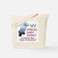 My Grey Smarter Tote Bag