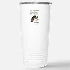 SHE HAD A BIG MOUTH Travel Mug