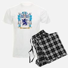 Libby Coat of Arms - Family C Pajamas