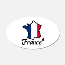 FRANCE Wall Decal
