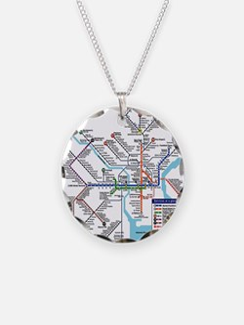 Pennsylvania Public Transpor Necklace
