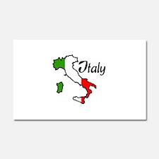 ITALY Car Magnet 20 x 12