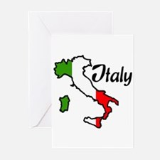 ITALY Greeting Cards