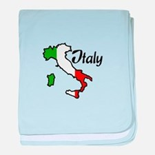 ITALY baby blanket