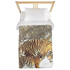 Tiger_2015_0129 Twin Duvet