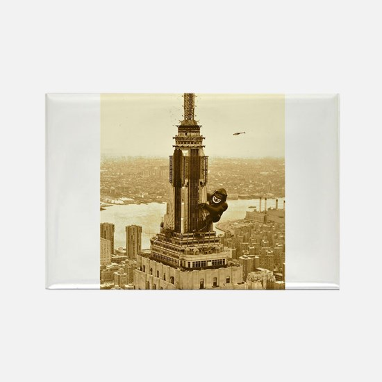 King Kong: Empire State Building Magnets