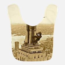 King Kong: Empire State Building Bib