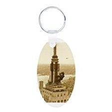 King Kong: Empire State Building Keychains