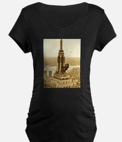 King Kong: Empire State Building Maternity T-Shirt