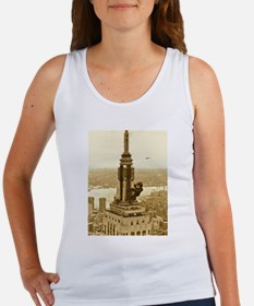 King Kong: Empire State Building Tank Top