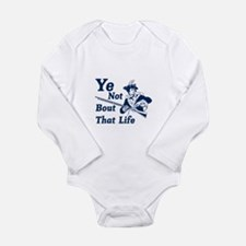 Ye Not Bout that life Body Suit