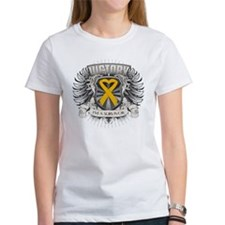 Appendix Cancer Victory Tee