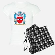 Lindsay Coat of Arms - Fami Pajamas