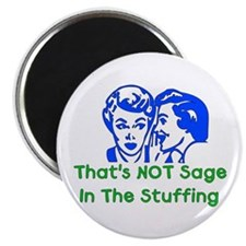 "Thanksgiving Weed Humor 2.25"" Magnet (100 pack)"