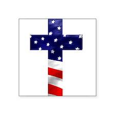 One nation under God Sticker