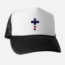 One nation under God Trucker Hat