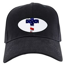 One nation under God Baseball Hat