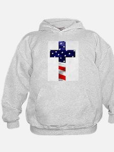 One nation under God Hoodie