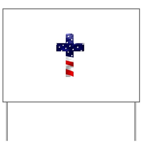 One nation under God Yard Sign by Admin_CP127611725