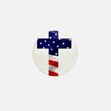 One nation under God Mini Button (10 pack)