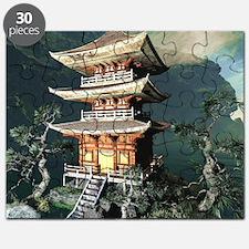 Asian Temple Puzzle