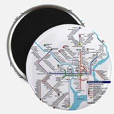 Pennsylvania Public Transportation Transit Magnets