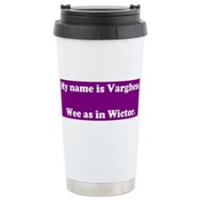 Cute Funny malu Travel Mug