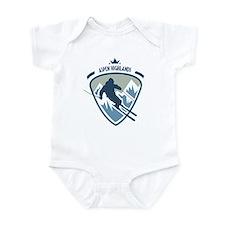 Aspen Highlands Infant Bodysuit